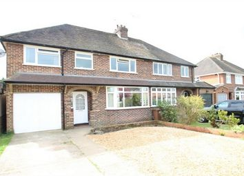 Thumbnail 4 bed semi-detached house for sale in Dynevor Place, Fairlands, Guildford, Surrey