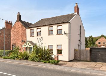 Thumbnail 4 bed detached house for sale in Marsh Lane, Misterton, Doncaster