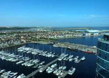 Thumbnail 1 bed flat to rent in Marina Point West, Chatham