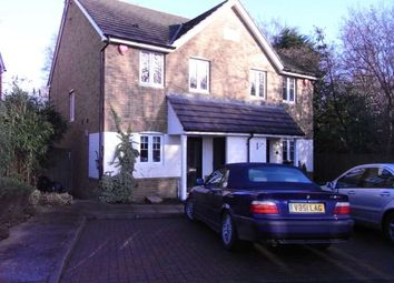 Thumbnail 3 bedroom detached house to rent in Badgers Rise, Woodley, Reading