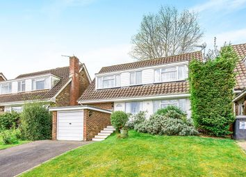 Thumbnail 3 bed detached house for sale in Southridge Rise, Crowborough