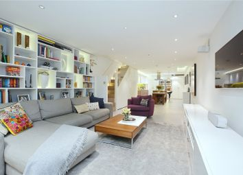 Thumbnail 4 bed terraced house for sale in Radnor Walk, Chelsea, London