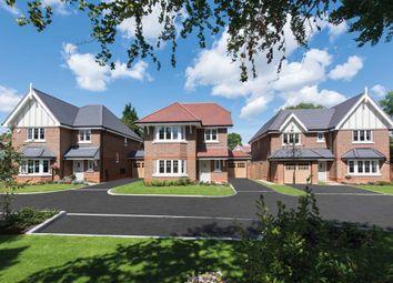 Thumbnail 4 bedroom detached house for sale in Eden Gardens, Felbridge, East Grinstead