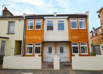 Thumbnail 3 bedroom end terrace house for sale in Seaview Road, Southend-On-Sea, Essex
