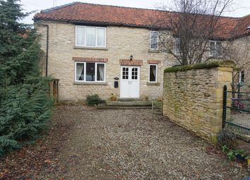 Thumbnail 2 bed cottage for sale in Wydale, Brompton-By-Sawdon, Scarborough
