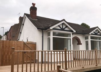 Thumbnail 2 bedroom bungalow to rent in Amy Street, Crewe