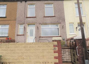 Thumbnail 2 bed terraced house for sale in Glenavon Terrace, Gilfach Goch, Porth