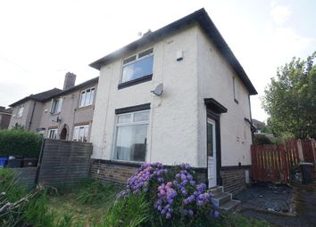 Thumbnail 2 bed end terrace house for sale in Powley Road, Foxhill, Sheffield
