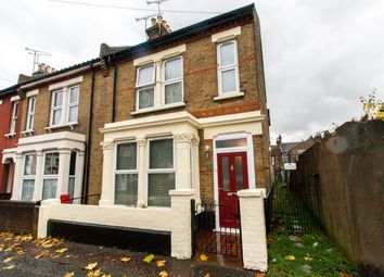 Thumbnail 2 bedroom end terrace house for sale in Gordon Place, Southend-On-Sea