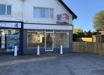 Thumbnail Retail premises to let in 272 Hull Road, Anlaby Common, Hull