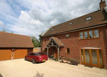 Thumbnail 6 bed detached house to rent in Stock Lane, Landford, Salisbury
