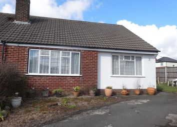 Thumbnail 2 bed bungalow for sale in Birchwood Drive, Fulwood, Preston