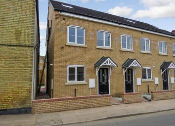 Thumbnail 3 bedroom terraced house for sale in Bridge Street, Chatteris