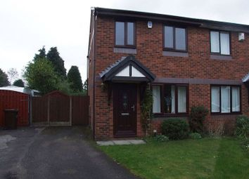 Thumbnail 2 bed semi-detached house to rent in Hyde Close, Worsley Mesnes, Wigan