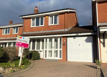 Thumbnail 3 bed property to rent in Newey Road, Hall Green, Birmingham
