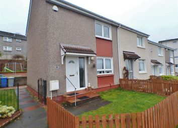Thumbnail 2 bedroom end terrace house for sale in Woodend Road, Rutherglen, Glasgow