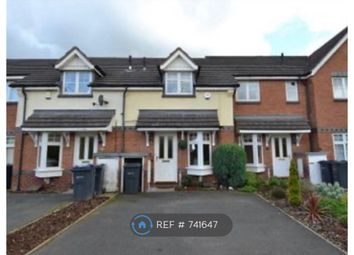 2 bed terraced house to rent in Westwood Drive, Rednal, Birmingham B45