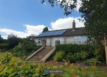 Thumbnail 2 bed bungalow to rent in Riverside Road, Melton Mowbray