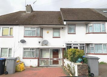 Thumbnail 3 bed terraced house to rent in Rannock Avenue, Kingsbury