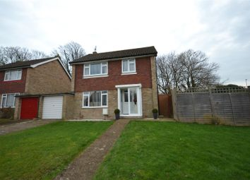 Thumbnail 3 bed detached house for sale in Winchester Way, Willingdon, Eastbourne