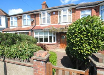 Thumbnail 4 bedroom terraced house for sale in Lamorna Avenue, Gravesend, Kent
