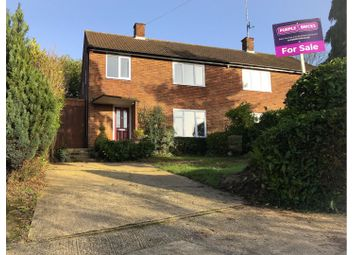 Thumbnail 3 bed semi-detached house for sale in The Pathway, Watford
