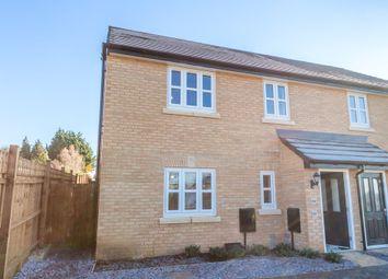 Thumbnail 2 bed flat to rent in Gardenfield, Higham Ferrers, Rushden