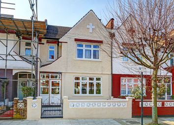 Thumbnail 3 bed end terrace house for sale in Mantilla Road, London