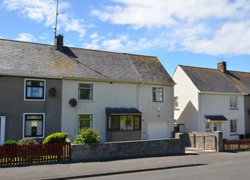 Thumbnail 3 bed property for sale in 23 Smith Crescent, Girvan, 0Du