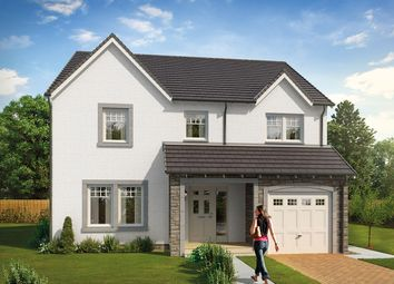 Thumbnail 5 bedroom detached house for sale in The Grange, Blackiemuir Avenue, Laurencekirk, Aberdeenshire