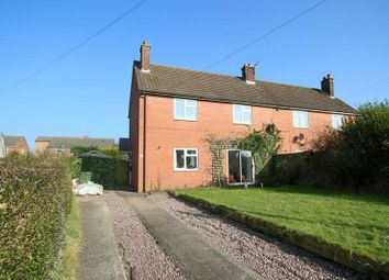 Thumbnail 3 bed semi-detached house for sale in High Offley Road, Woodseaves, Stafford