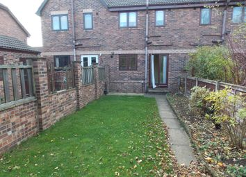 Thumbnail 2 bed terraced house to rent in Alder Holt Close, Armthorpe, Doncaster
