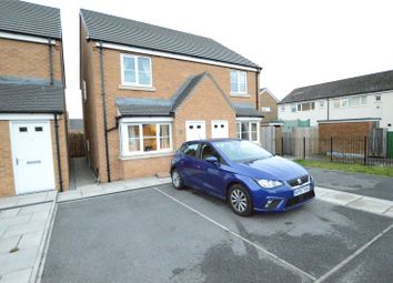 Thumbnail 2 bedroom semi-detached house for sale in Ash Tree Gardens, Leeds, West Yorkshire