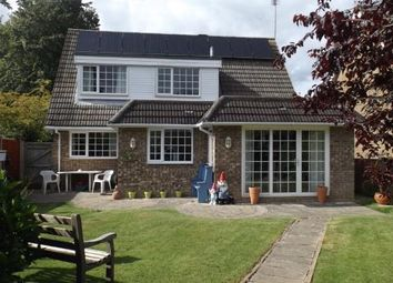Thumbnail 3 bed detached house for sale in Hophurst Drive, Crawley Down, West Sussex