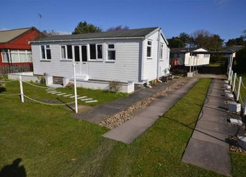 Thumbnail 2 bedroom mobile/park home for sale in Second Avenue, Humberston Fitties, North East Lincolnshire