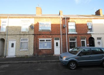 Thumbnail 2 bedroom terraced house for sale in Egstow Street, Clay Cross, Chesterfield