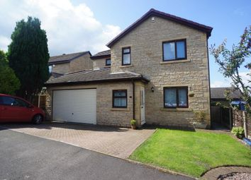 Thumbnail 4 bed detached house to rent in Weavers Croft, Billington