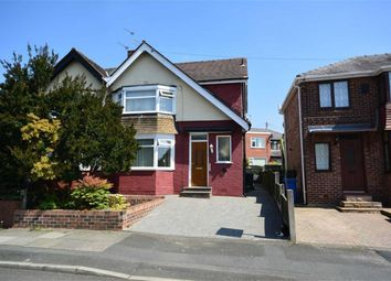 Thumbnail 3 bed semi-detached house for sale in Holyrood Road, Prestwich Manchester