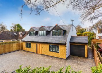 Thumbnail 5 bed detached house for sale in Chobham, Woking, Surrey
