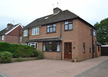 Thumbnail 3 bed semi-detached house for sale in Bartlemy Road, Newbury, Berkshire