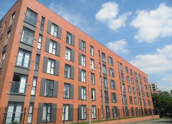 Thumbnail 3 bed flat to rent in The Irwell Building, Lowry Wharf, Derwent Street, Salford