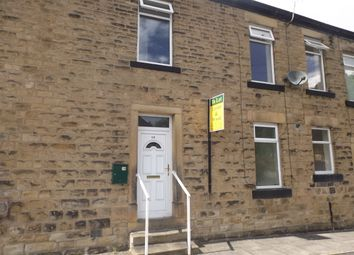 Thumbnail 2 bedroom terraced house to rent in Bennett Street, Hollingworth