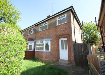 Thumbnail 3 bed semi-detached house to rent in Thurcaston Road, Leicester