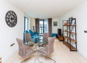 Thumbnail 1 bed flat to rent in Lockington Road, Nine Elms