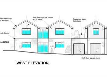 Thumbnail 4 bed detached house for sale in Gurney Slade, Radstock, Somerset