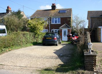 Thumbnail 2 bed semi-detached house for sale in Mayes Lane, Ramsey, Harwich