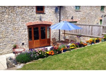 Thumbnail 3 bed barn conversion for sale in Sageston, Tenby