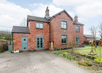 Thumbnail 3 bed detached house for sale in Park Lane, Stoke-On-Trent
