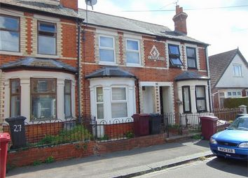 Thumbnail 3 bed terraced house for sale in Lincoln Road, Reading, Berkshire