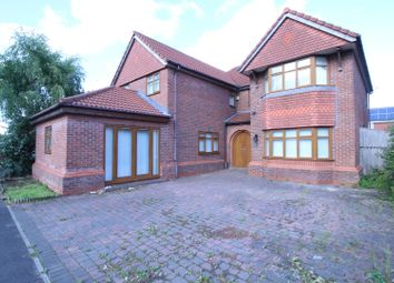 Thumbnail 5 bed detached house for sale in Upton Rocks Avenue, Halton, Cheshire